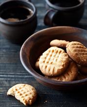Not-Peanut CookiesNot-Peanut Cookies