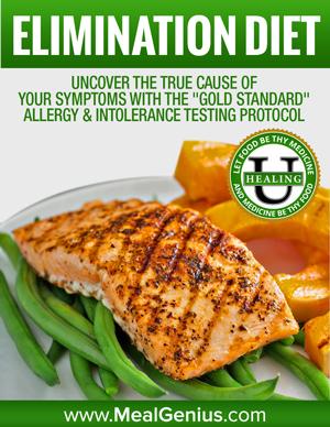 Elimination Diet - Meal Genius