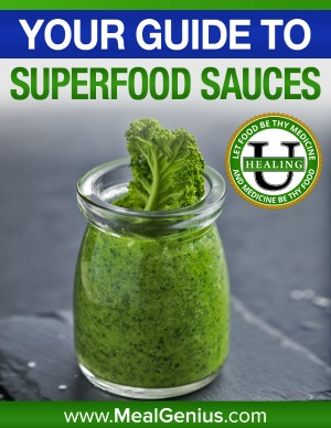 Superfood Sauces - Meal Genius