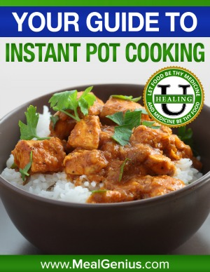 Instant Pot Cooking Guide - Meal Genius