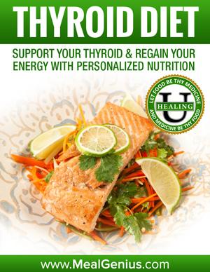 Thyroid Diet - Meal Genius