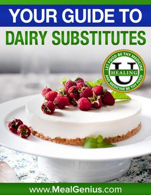 Dairy Substitutes - Meal Genius